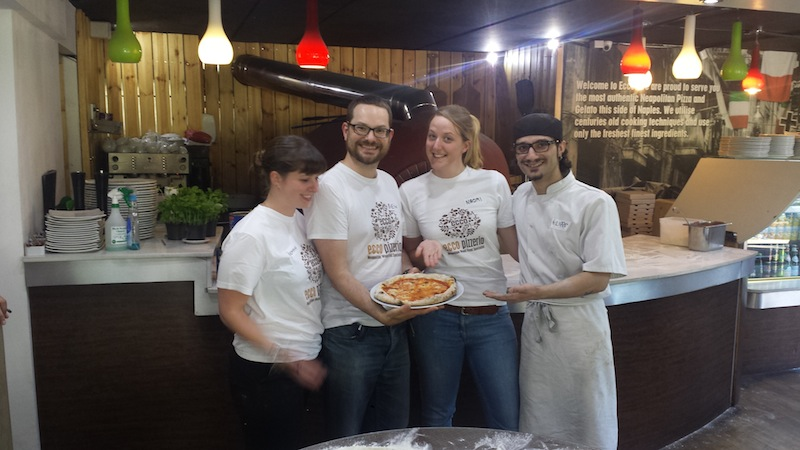 Neapolitan Pizza Making Course